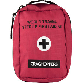 Craghoppers World Travel Sterile - rojo